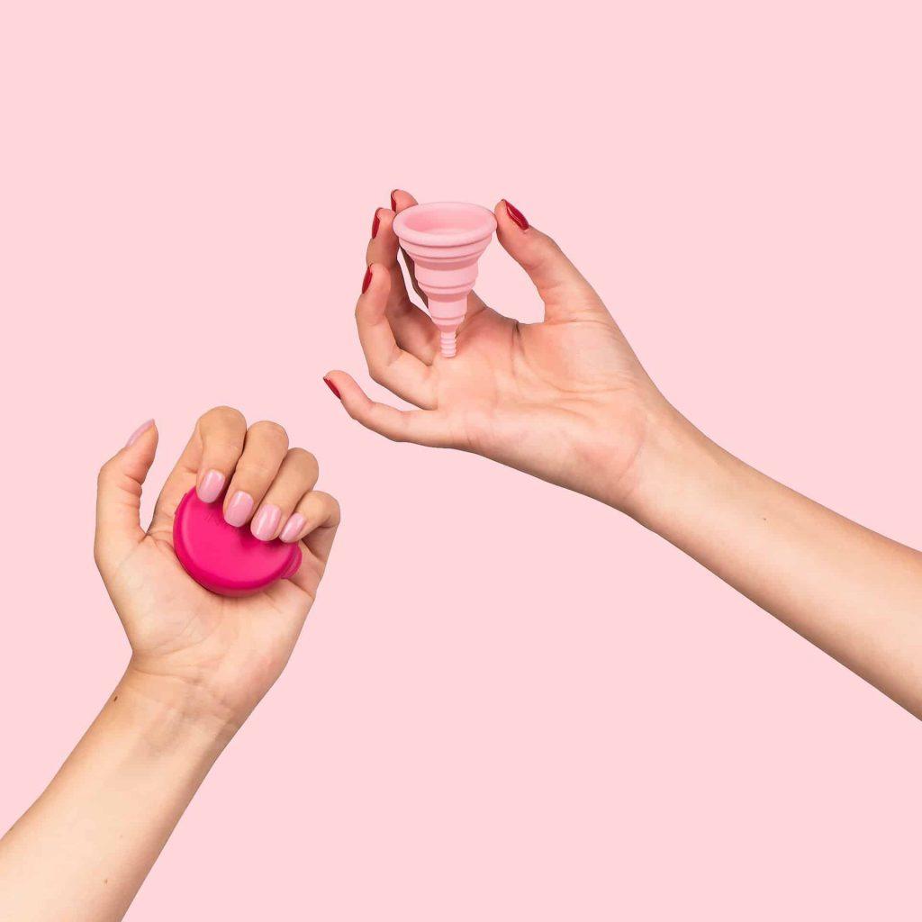 copa menstrual que es y como usarla