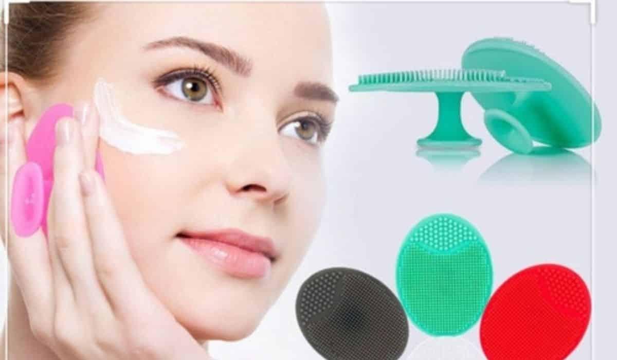 Cepillo de exfoliación facial Asegura la limpieza de tu rostro