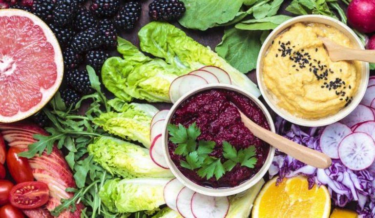 8 comidas saludables para mantener un cuerpo estupendo