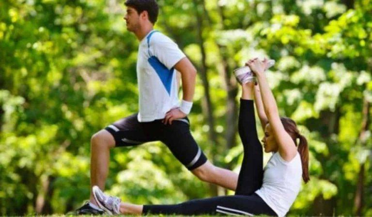 Los mejores ejercicios al aire libre para tener un cuerpo saludable