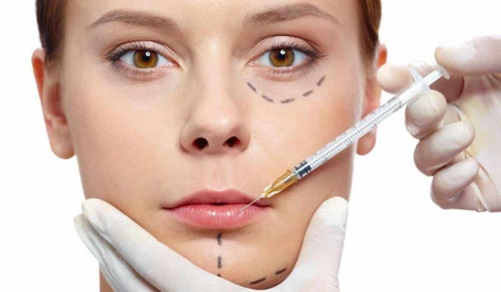 ¿Cómo funciona la toxina botulínica en la piel