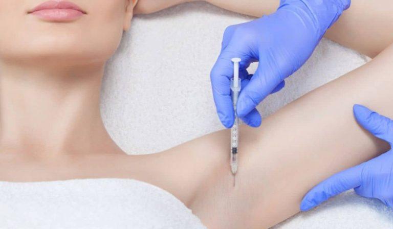¿Cómo podemos tratar la hiperhidrosis?