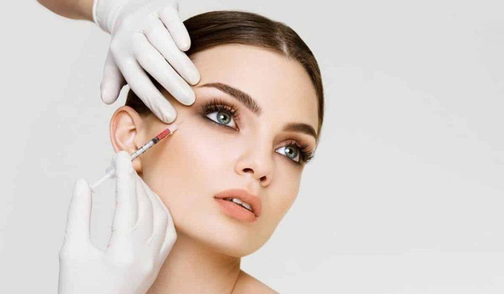 Aplicaciones de la toxina botulínica en la cara