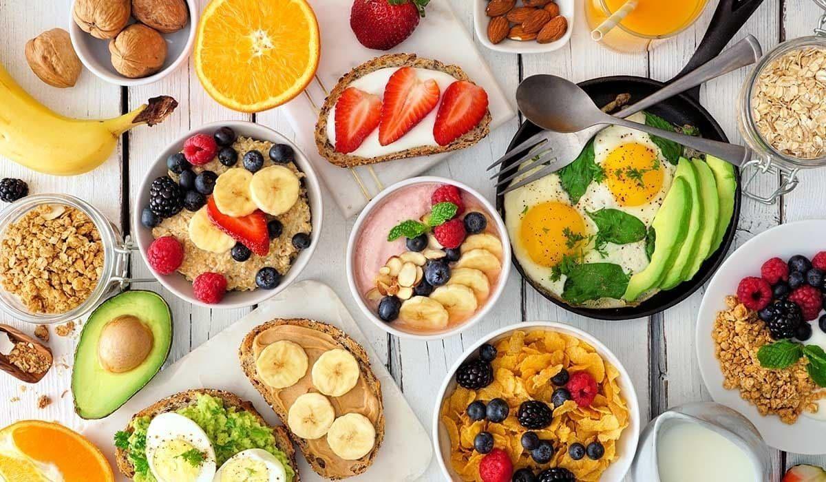 Lista de desayunos saludables para abdominales